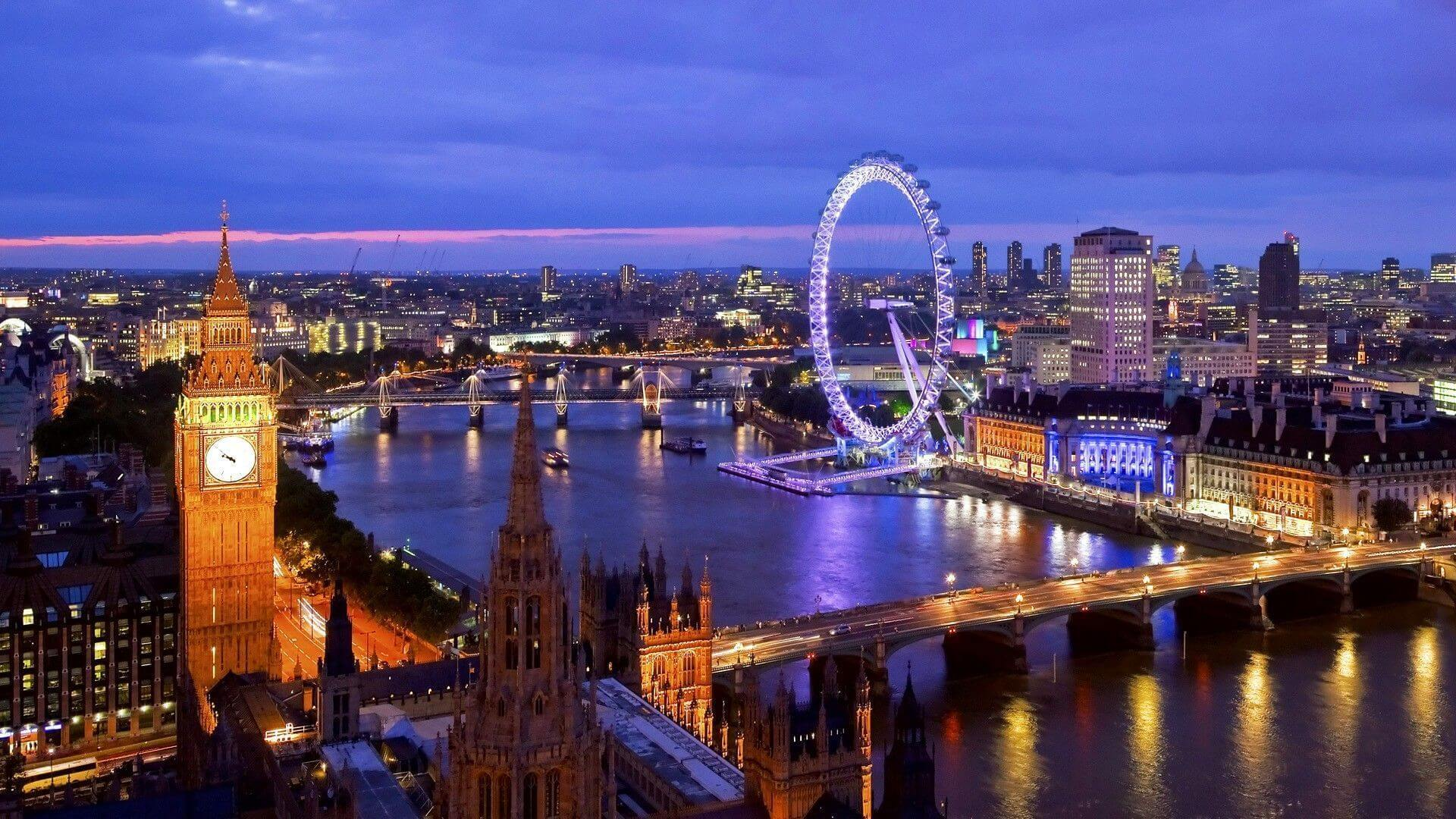 Honeymoon in UK-LONDON Holiday Travel & Tour Package