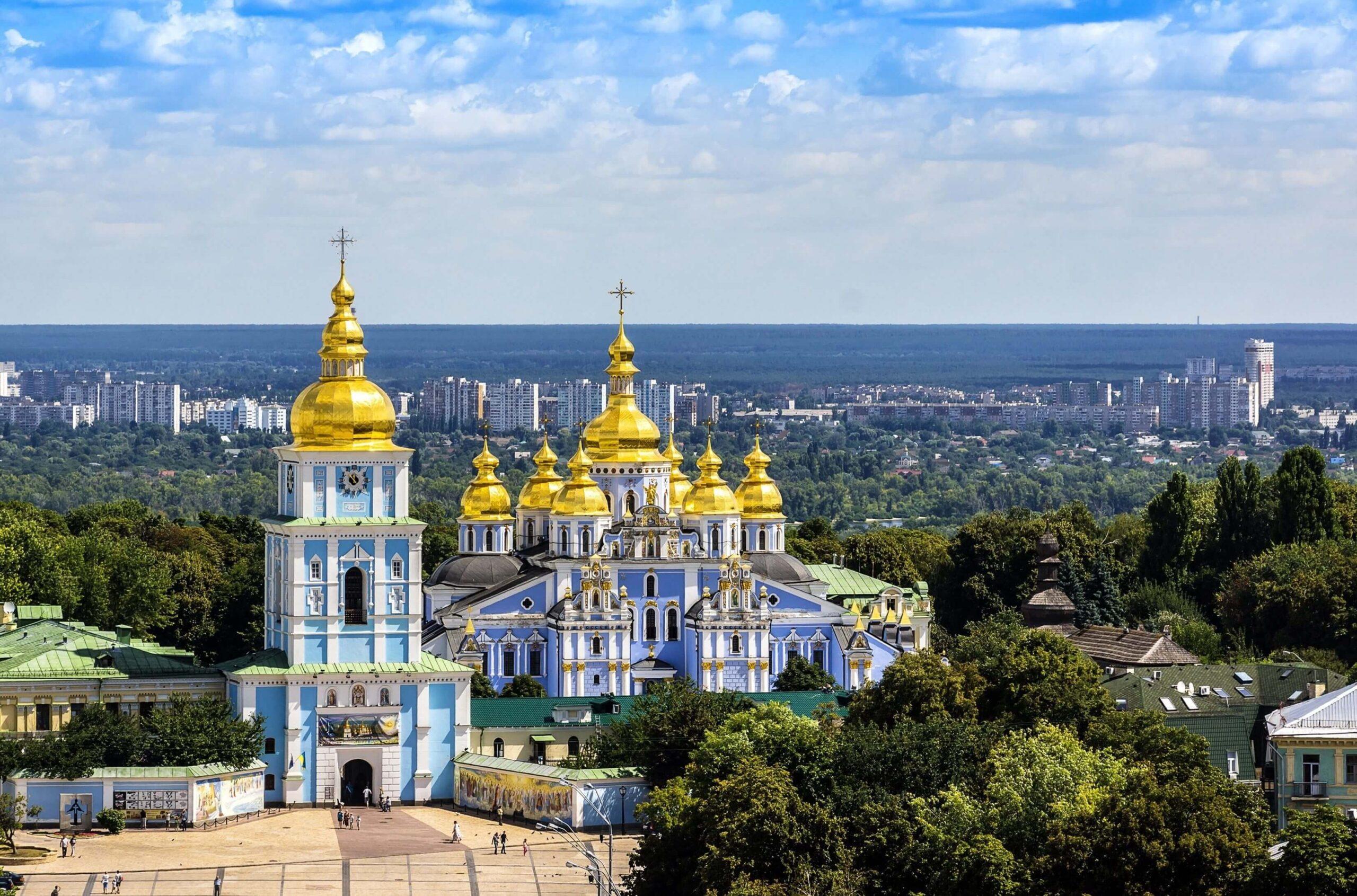 Honeymoon in UKRAINE_ KHIV Holiday Travel & Tour Package