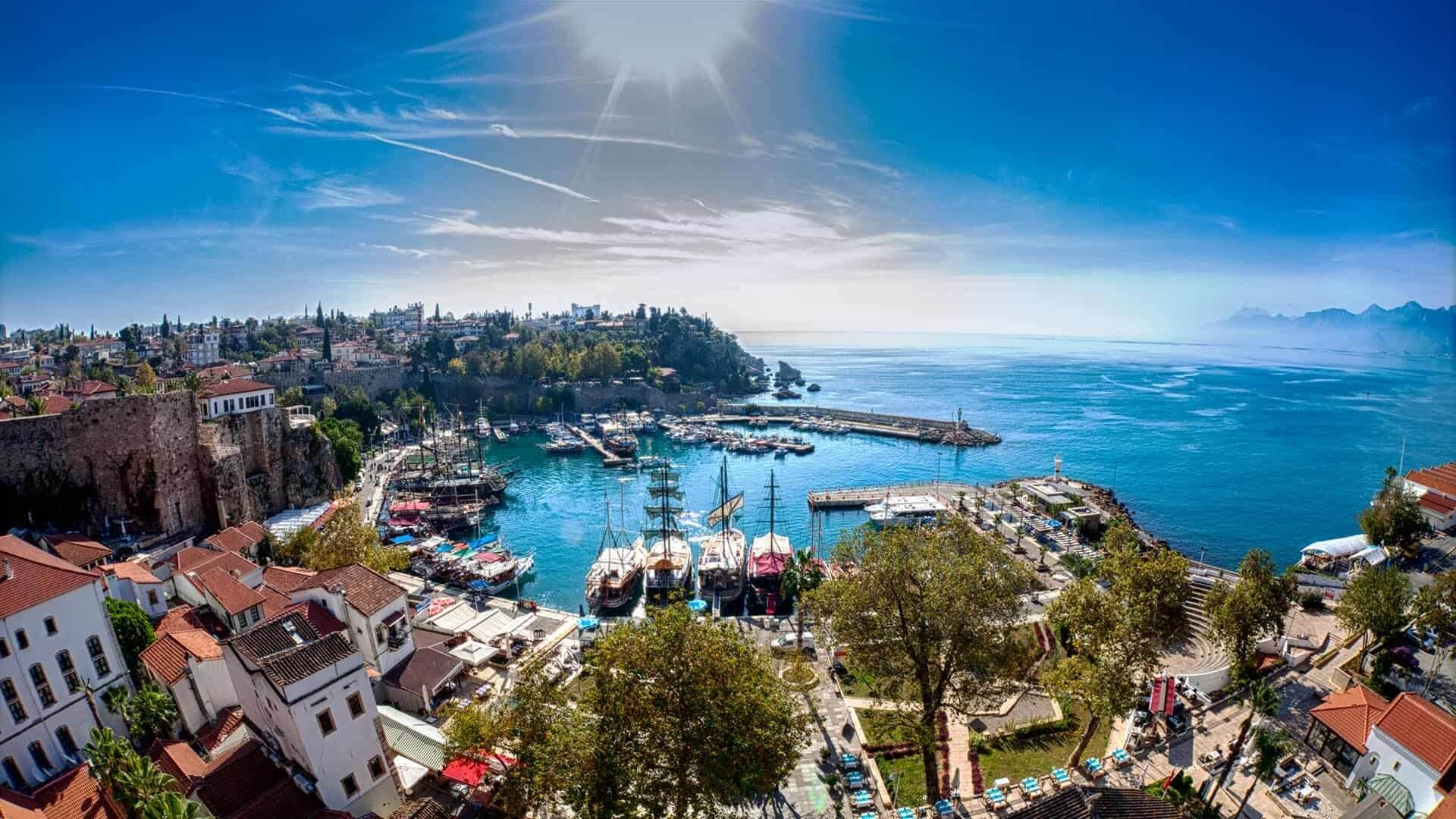 ISTANBUL & ANTALYA 5* Holiday Travel & Tour Package