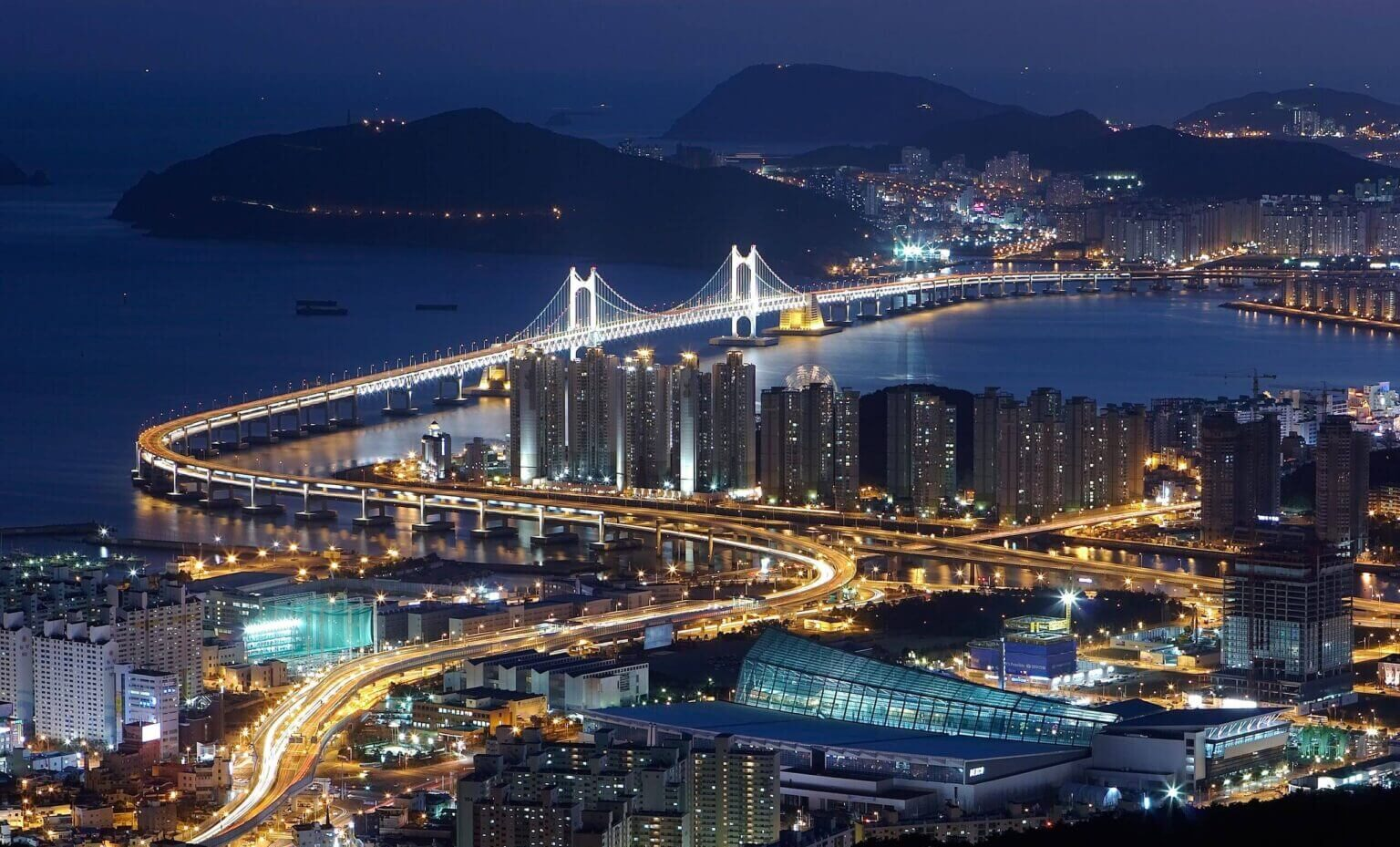 SOUTH KOREA – BUSAN Holiday Travel & Tour Package