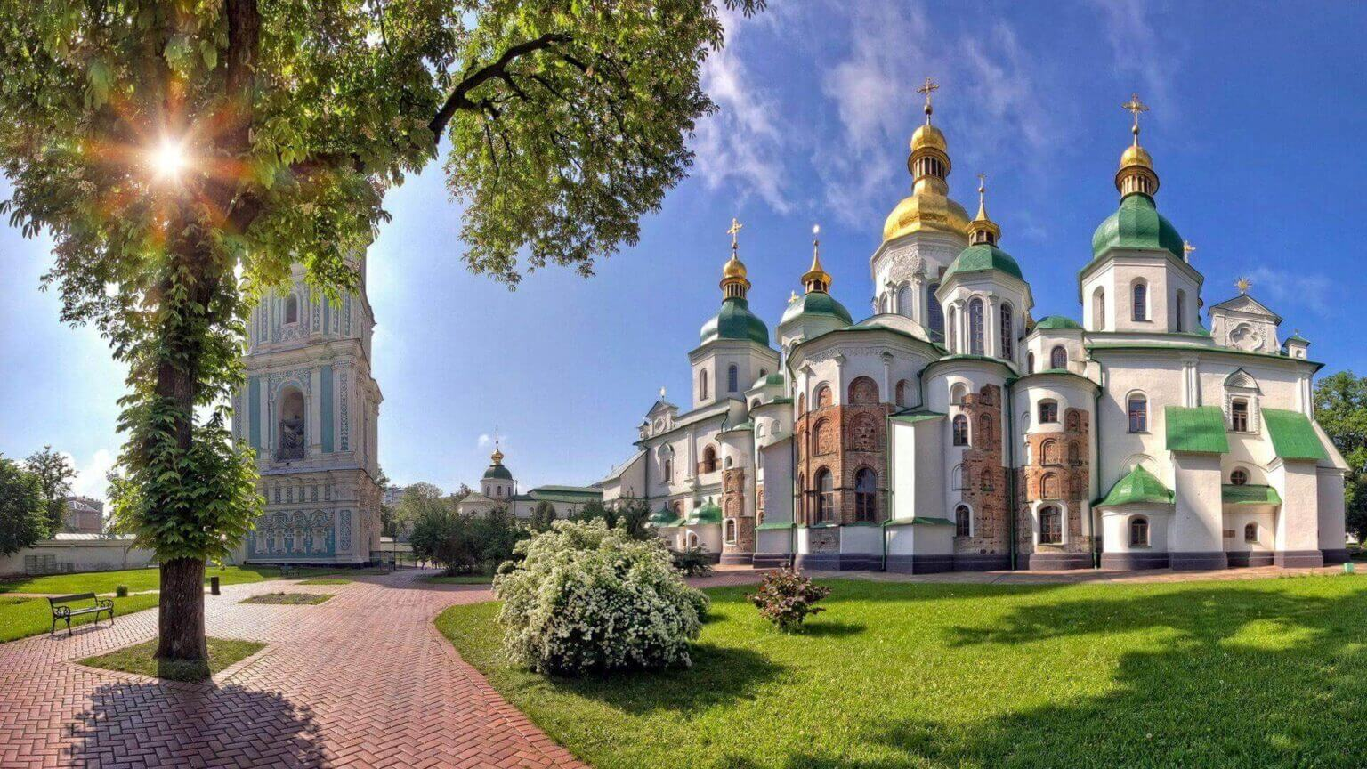 UKRAINE–COMBO (ODESSA + KYIV) Holiday Travel & Tour Package
