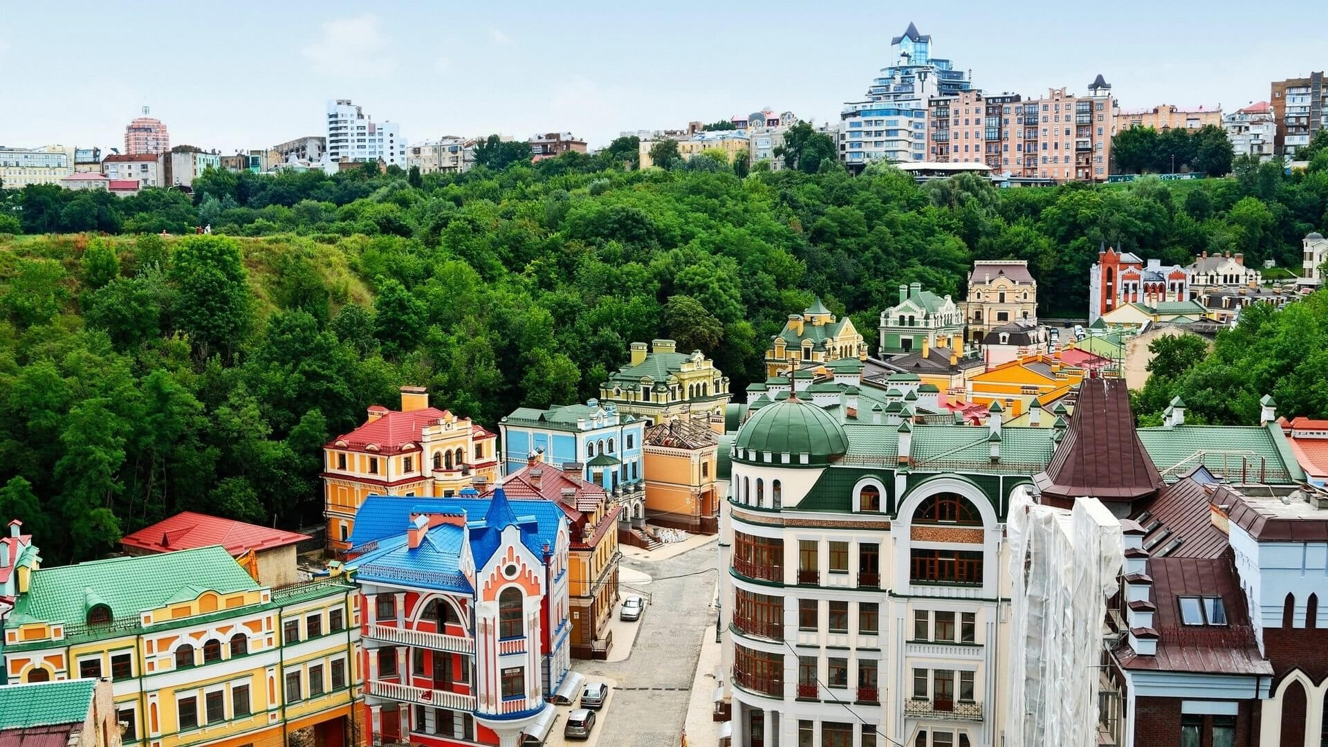 5 Days Ukraine Holiday Travel & Tour Package
