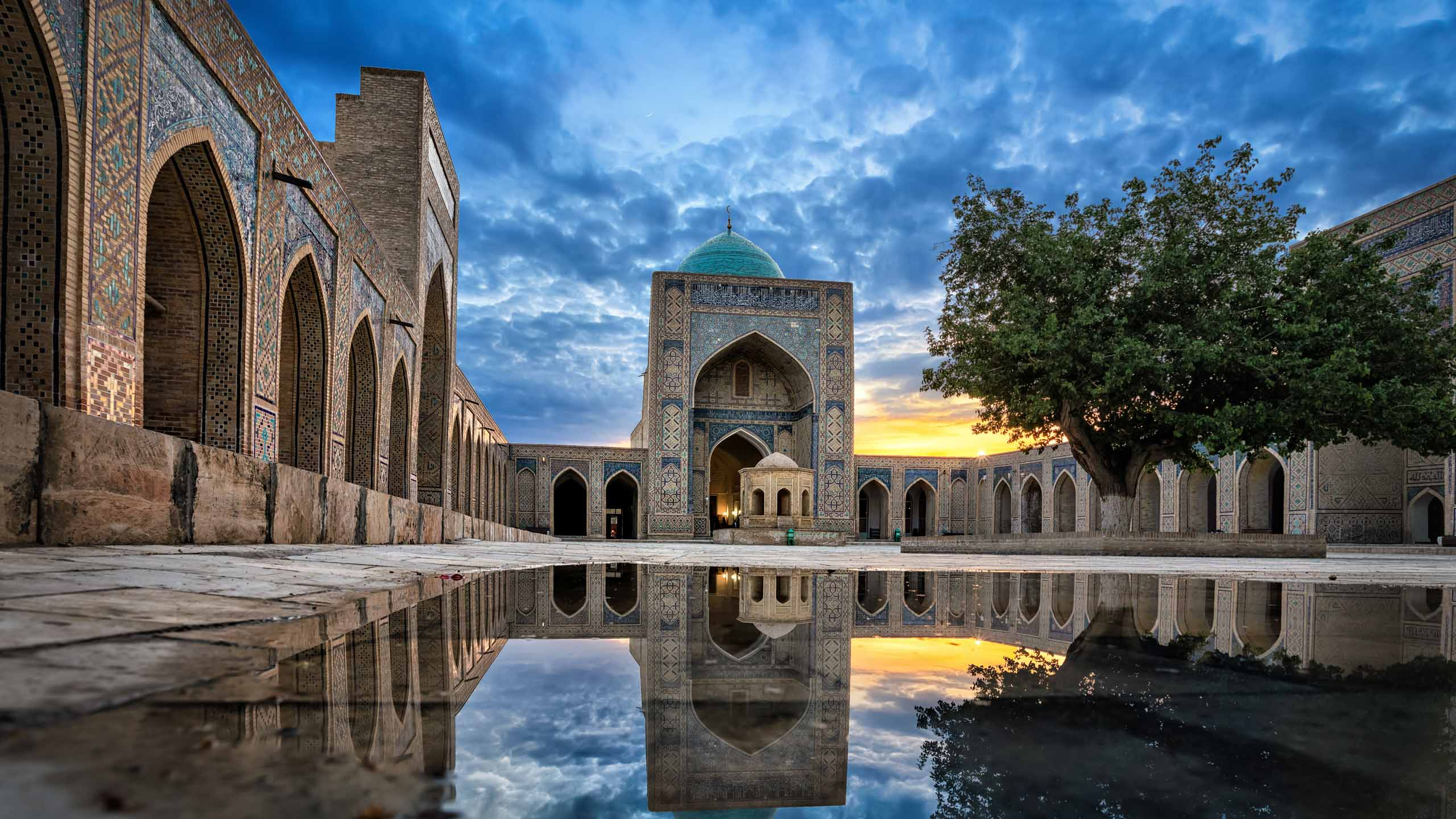 5 Days Uzbekistan Holiday Travel & Tour Package