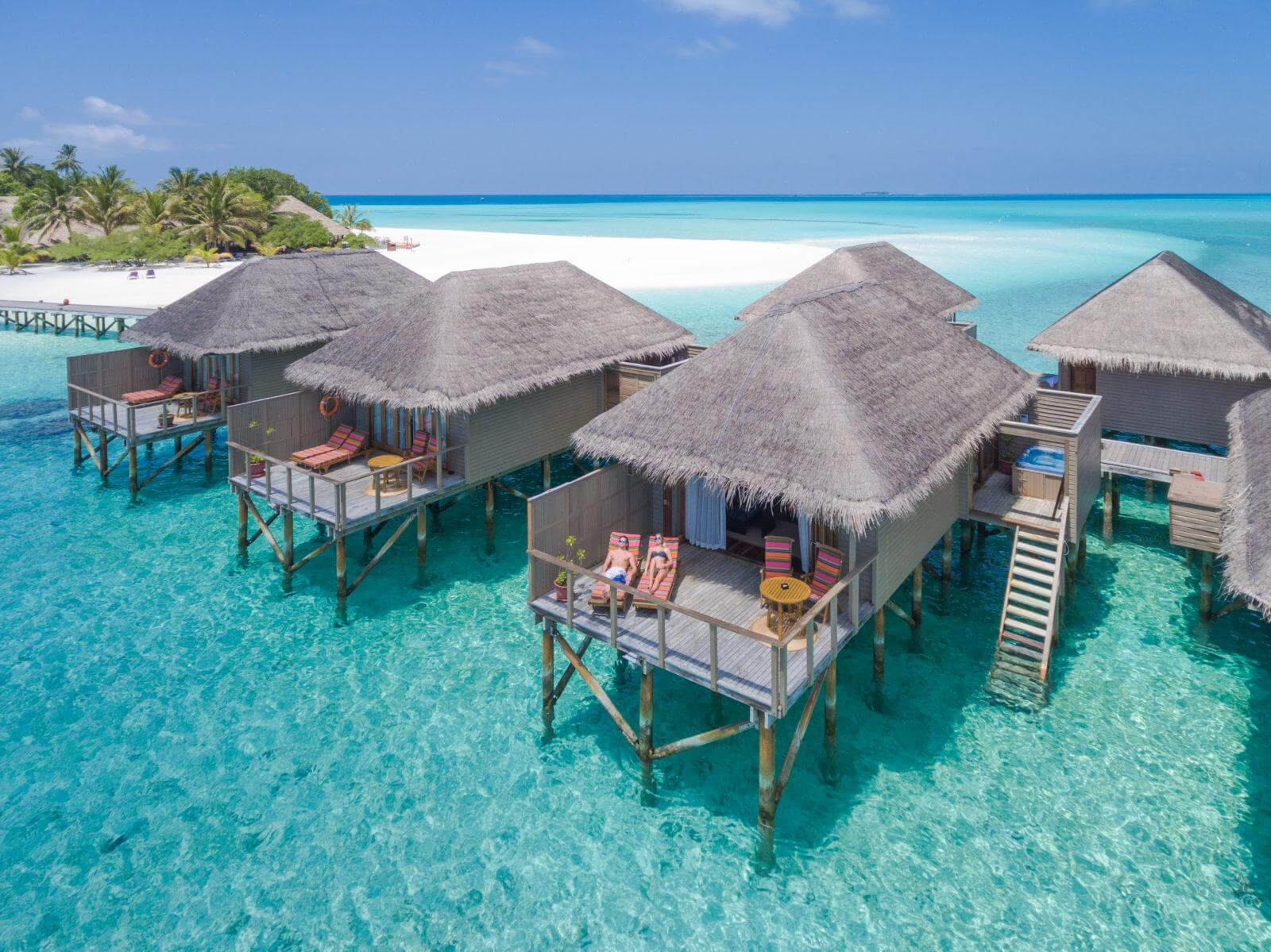 Summer Season in Meru Island Maldive Holiday Travel & Tour Package