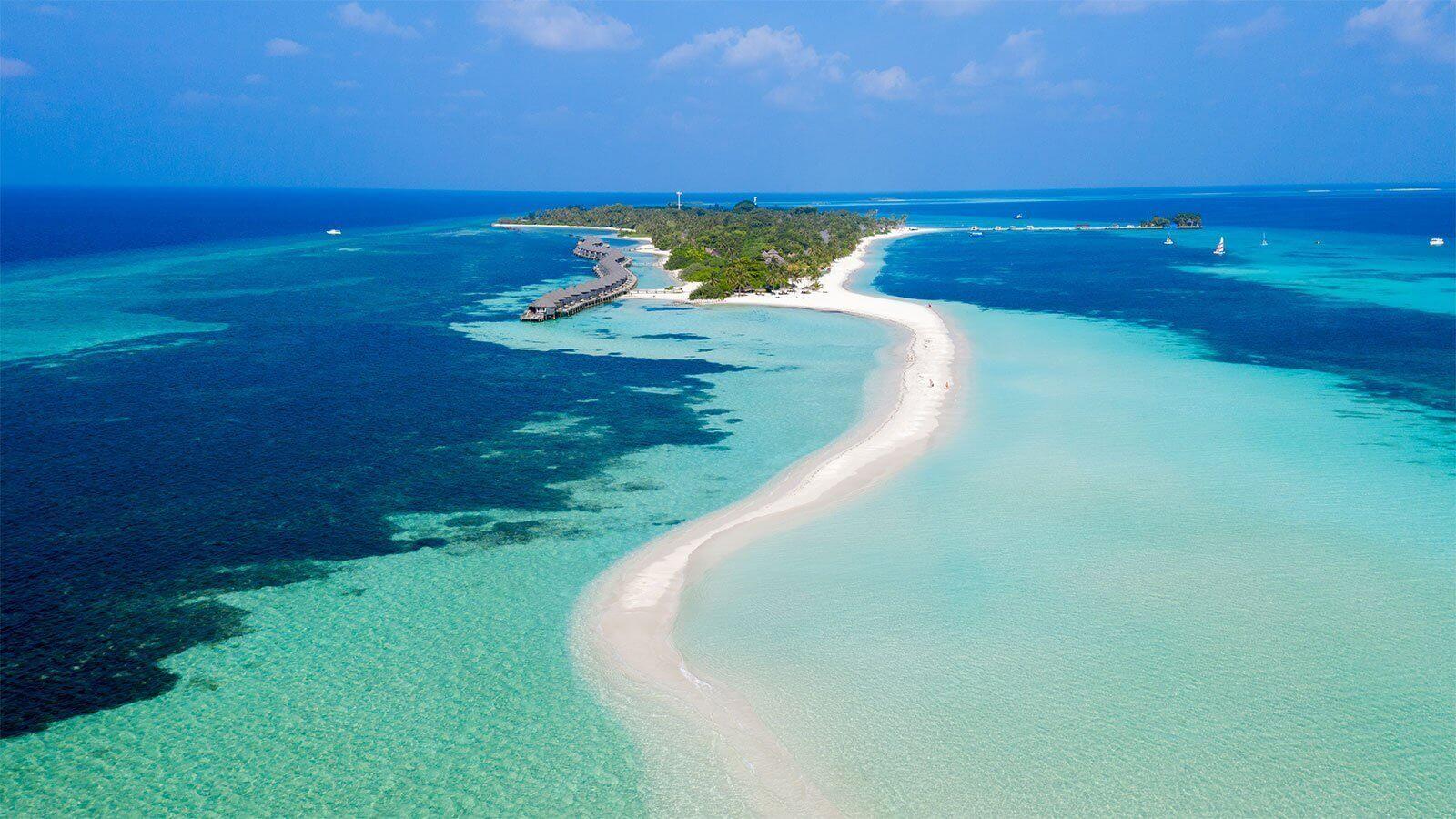 Summer in Kuredu Island Maldive Holiday Travel & Tour Package