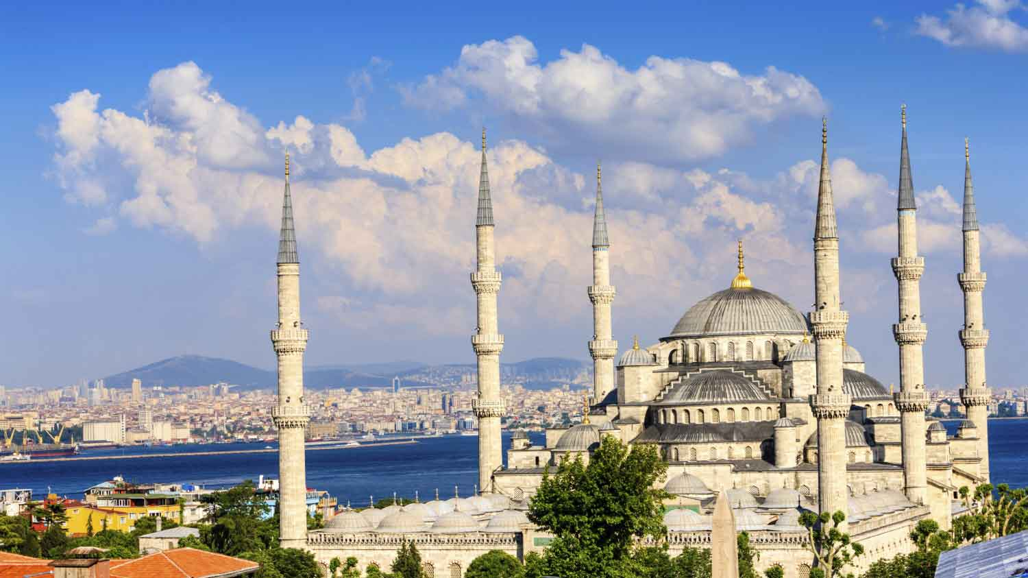 Summer in Turkey Holiday Travel & Tour Package