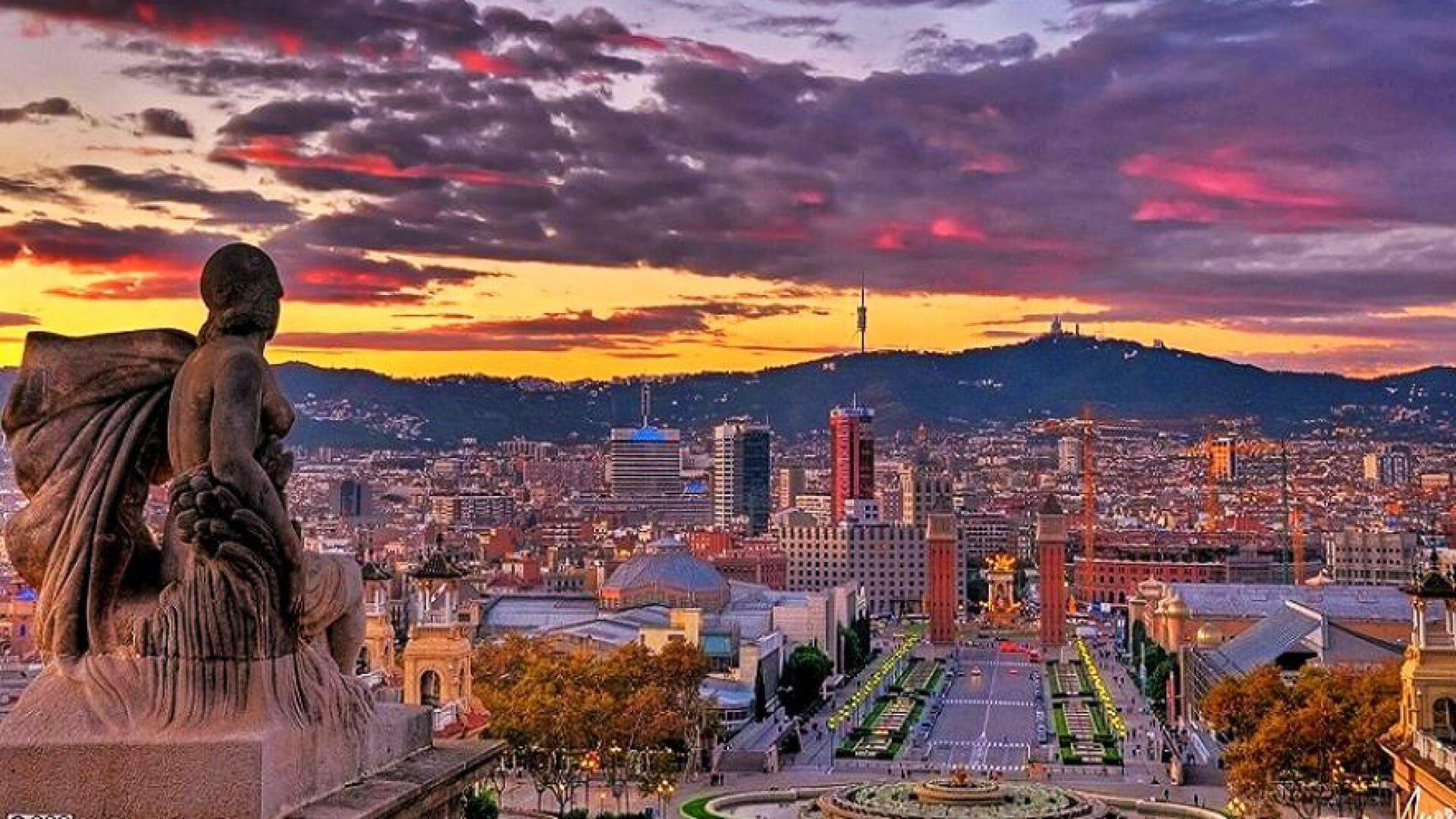 10 Days Spain Combo Holiday Travel & Tour Package