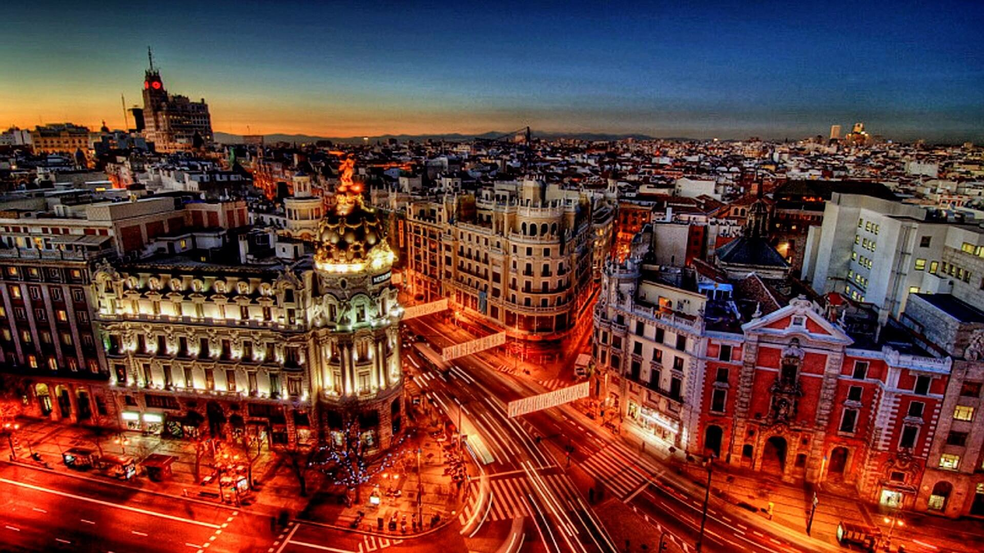 4 Days Spain Holiday Travel & Tour Package