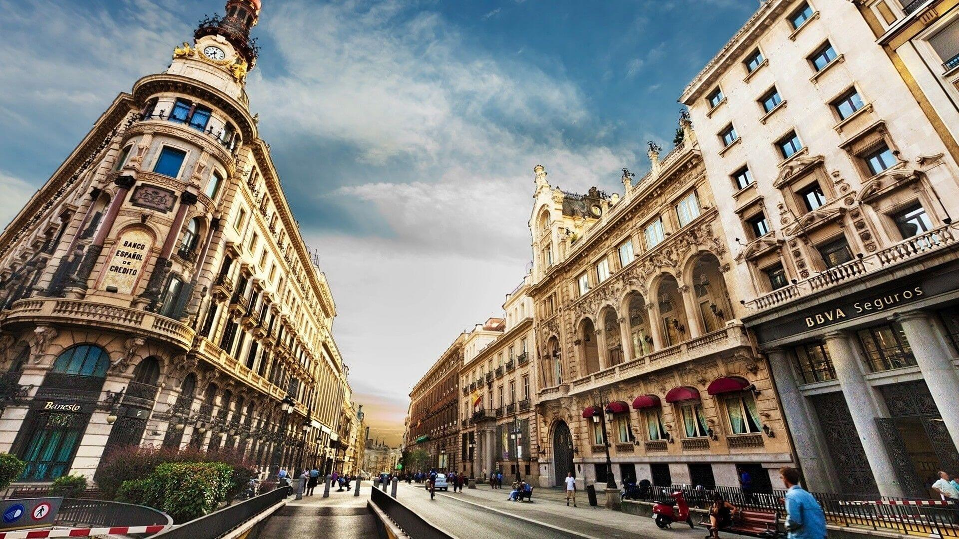 5 Days Spain Holiday Travel & Tour Package