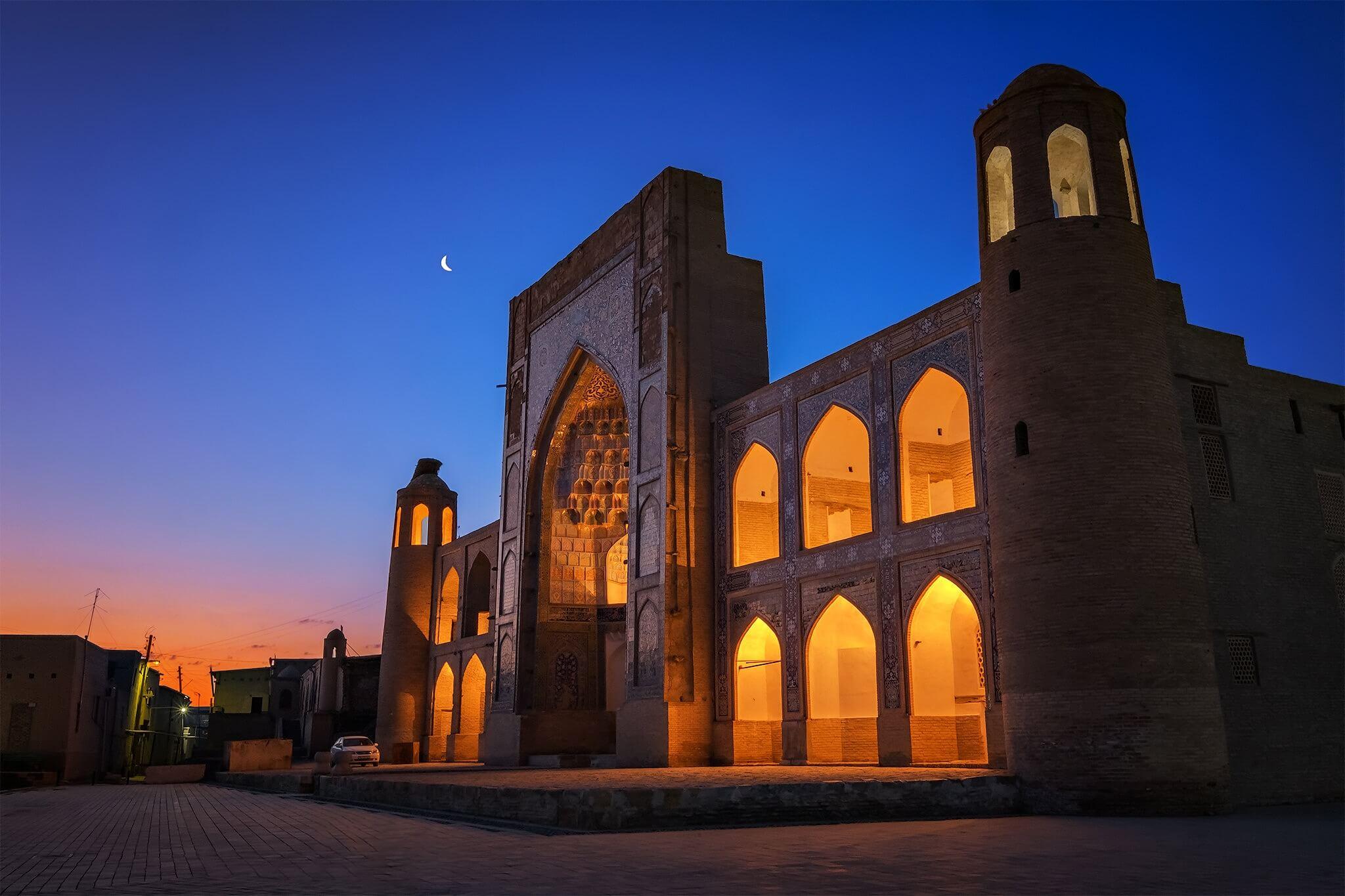 EID UL ADHA in Uzbekistan Holiday Travel & Tour Package